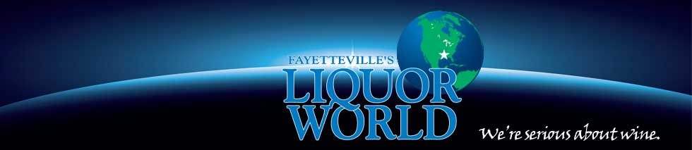 Liquor World, Beer, Wine & Spirits in Fayetteville, Northwest Arkansas